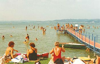 Keletnémet szökési kísérletek a Balatontól