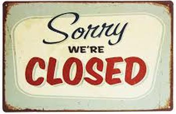 Quaestura Office closed
