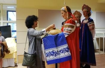 Európai Orosz Központok munkatársainak találkozója Krakkóban