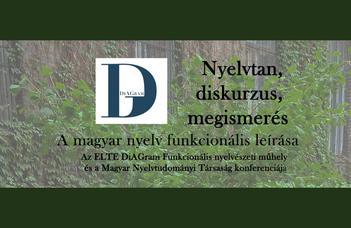 Nyelvtan, diskurzus, megismerés
