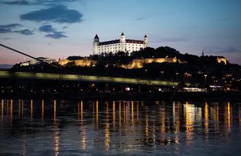 Tanulmányi, kutatói, művészeti ösztöndíj Szlovákiába