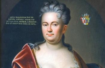 """S. Sárdi Margit előadása a """"Nyitott Napok"""" sorozat keretében."""