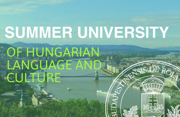 26th Summer University of Hungarian Language and Culture