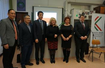 Kínai oktatási program indul kilenc budapesti iskolában
