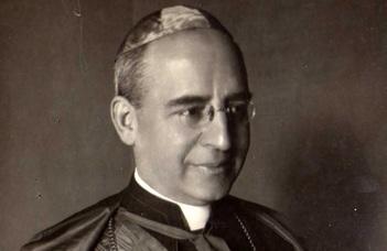 "A ""Dai Rapporti del nunzio Lorenzo Schioppa 1920–1925"" című kötet bemutatója."