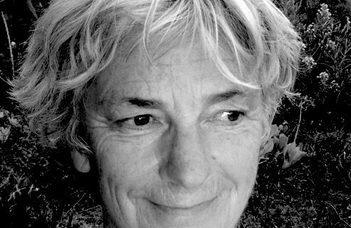 Mieke De Jong holland filmes, forgatókönyvíró előadása.