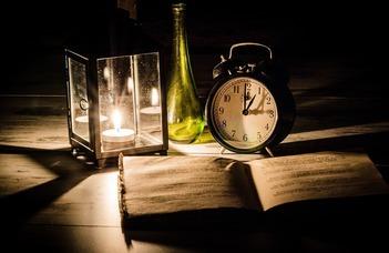 """Farkas Gábor Farkas előadásával folytatódik a """"Nyitott Napok"""" előadássorozat."""
