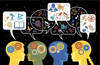 """Az ELTE Nemzetközi Stratégiai Iroda nyilvános """"3 Minute Thesis"""" versenye doktoranduszoknak."""