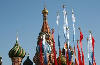 Orosz nyelvű előadások a Szentpétervári Állami Egyetem professzorától.