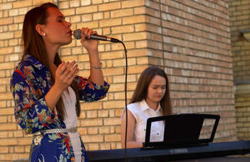 Az ELTE BTK Művészetközvetítő és Zenei Tanszék hallgatóinak koncertje.