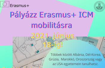 Erasmus+ Nemzetközi Kreditmobilitás
