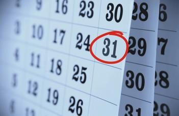 Határidős feladatok jegyzéke 2020/21 tavaszi félév