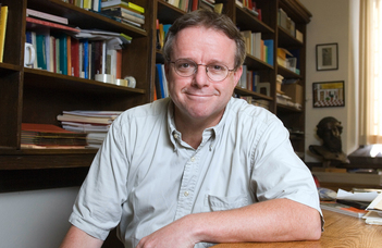 Christopher A. Faraone előadása az Ókortörténeti Tanszék szervezésében.