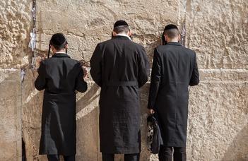 Szúfi eksztázis zsidó szemmel