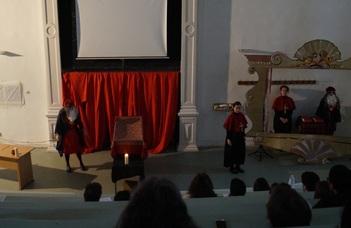 Kortárs Spanyol Színházi Napok a Spanyol Tanszéken