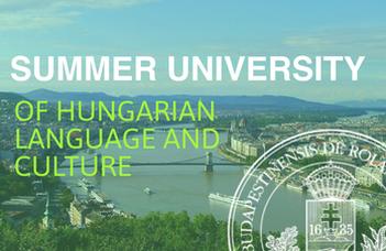 Az ELTE négyhetes nyári egyetemi kurzusára július 10-ig lehet jelentkezni.