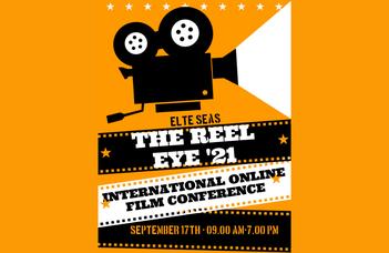 Az Angol-Amerikai Intézetben működő Film és Kultúra specializáció konferenciája.
