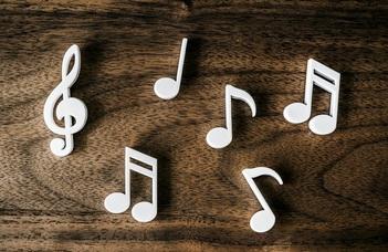 A beszédgyakorlattól a zenetörténetig