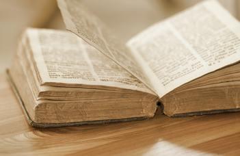 Konferencia a szótárakról és a nevekről