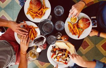 Éttermek, büfék