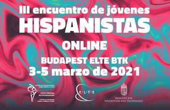 Fiatal hispanisták III. találkozója