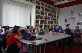 Még tart a nyári filmklub a Ruszisztikai Központban