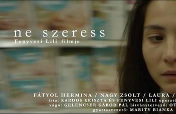 ELTE-diplomafilm lett a legjobb Firenzében (szinhaz.org)