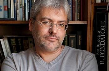 Jevgenyij Vodolazkin regénye az ELTE Ruszisztikai Kutatási és Módszertani Központ könyvklubjában.