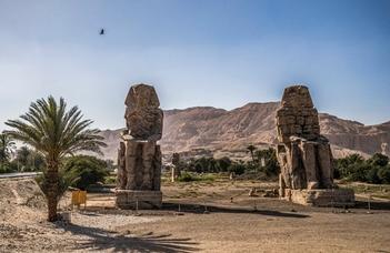 """A """"3000 éve elveszett egyiptomi aranyváros"""" minden volt, csak nem elveszett és nem arany (HVG)"""