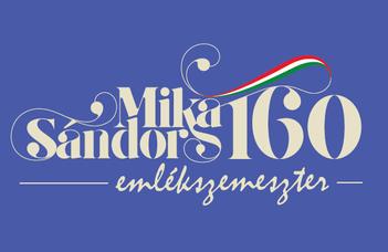 A Mika Sándor 160 emlékszemeszter megnyitója