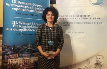 Jeles műhelyként ismerték el a Ruszisztikai Központot