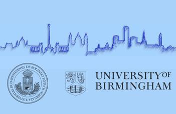Előadások aBirminghami Egyetem és az ELTE Interkulturális Nyelvészet Doktori Program szervezésében.