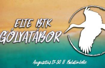 Freshmens' Camp at the wonderful Lake Balaton