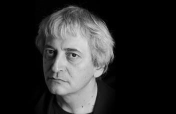 Tamás Ábel előadása Kovács András Ferenc költészetéről.