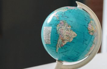 Geography and Politics in South America in the 21st century