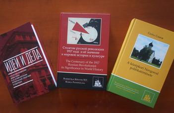 Ruszisztikai könyvözön