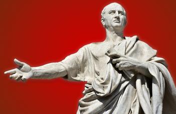 Dr. Pierluigi Leone Gatti szemináriumai a Latin és Görög Tanszéken.