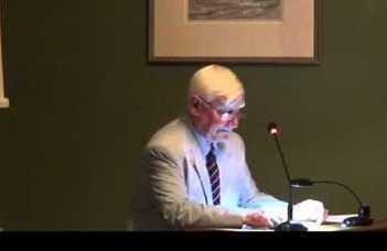 Hidegháborús emlékek • Oswyn Murray előadása