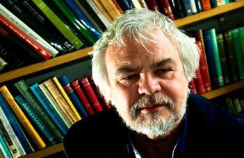 Professor Eyjólfur Kjalar Emilsson (Osloi Egyetem) előadása.