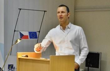 Boris Blahak vendégelőadása