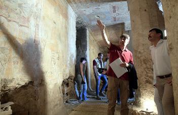 Egyiptom elismeri a magyar régészek munkáját (hirado.hu)